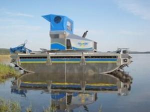 Truxor amphibious machines come to the CLA Game Fair